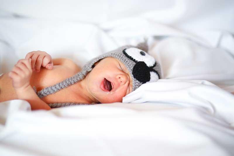 søvn timer børn